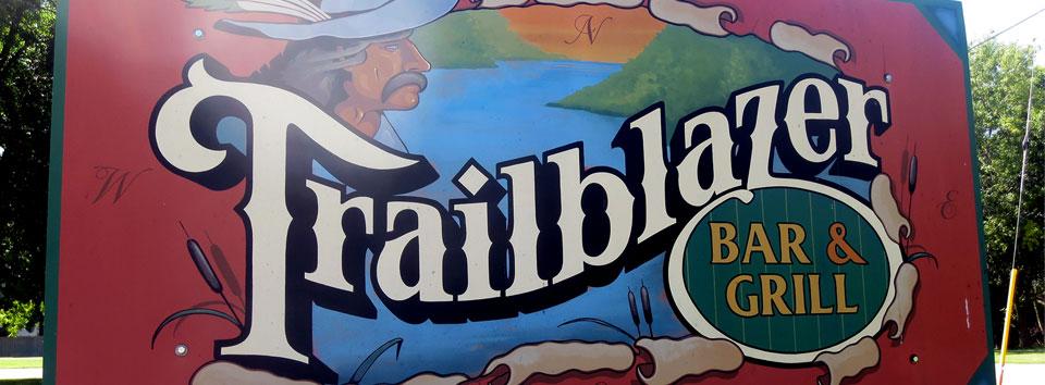 Billboard - Trailblazer Bar & Grill